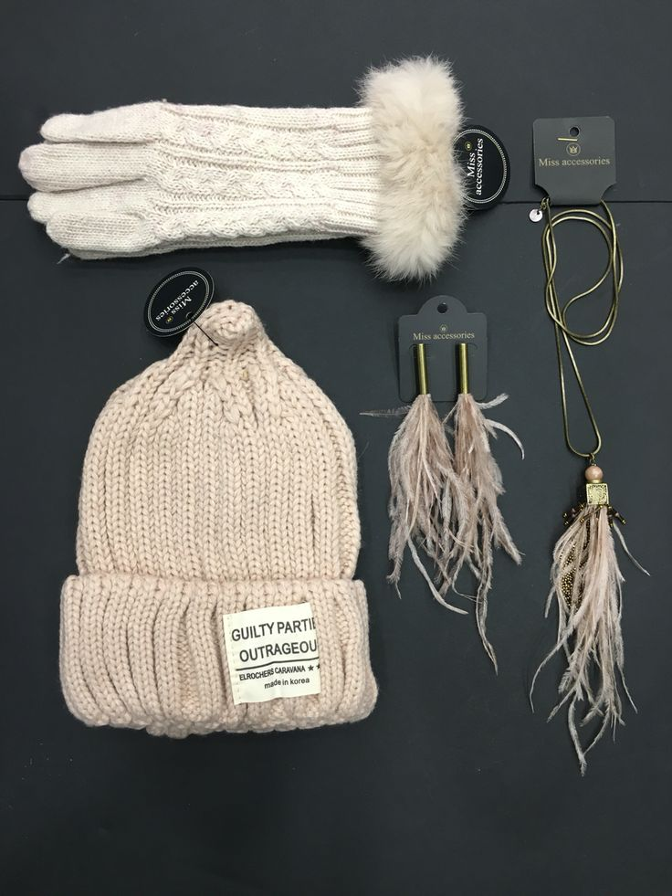 #pink for #winter Miss Accessories