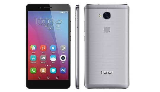 Huawei Honor 5x With 5 5 Inch Display 3gb Ram And Fingerprint