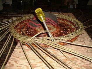 Плетение из лозы - 2 - Просмотр темы - Форумы на HobbyPortal.ru
