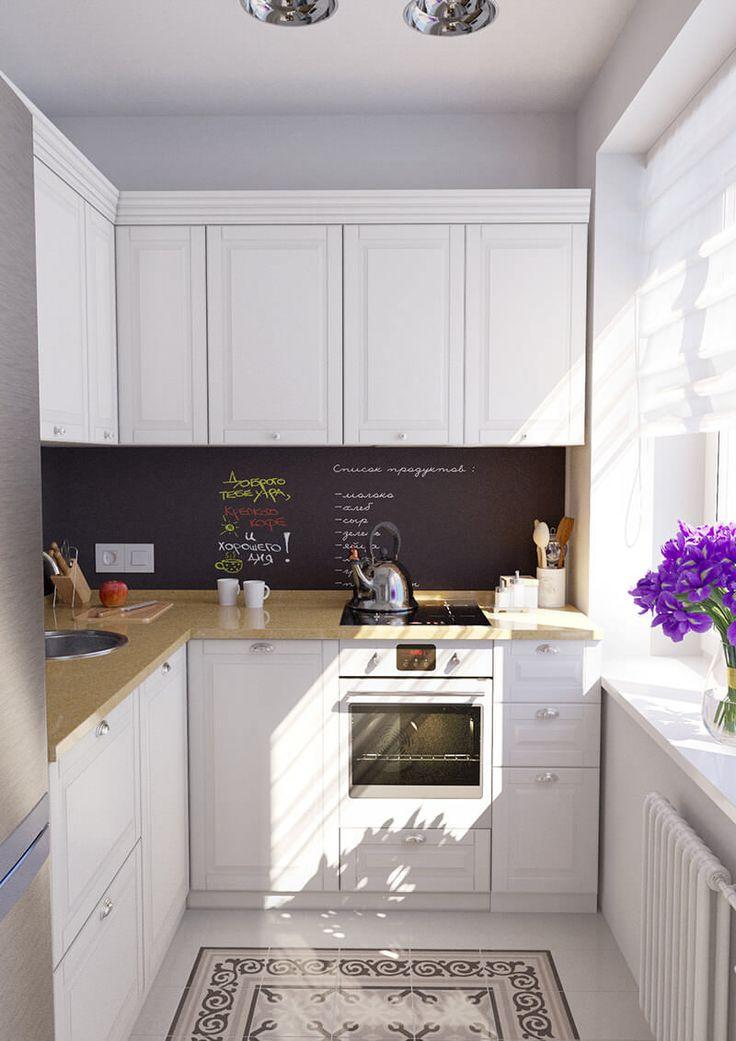 Картинки по запросу маленькая кухня в скандинавском стиле