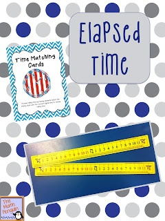 The Math Penguin: Where Did the Time Go? {Elapsed Time}