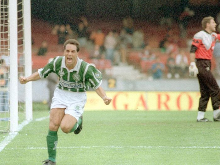 #Edmundo 7, #Palmeiras #1994