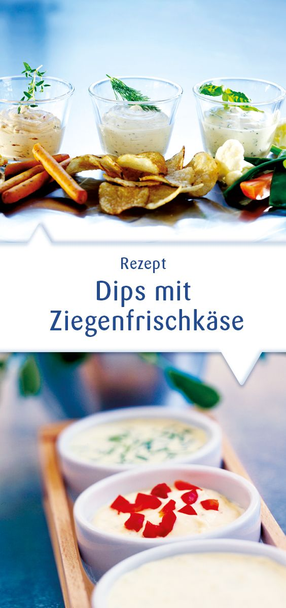 Snøfrisk Ziegenfrischkäse eignet sich hervorragendals Basis für vielfältige Dips. Das geht mit allen Geschmacksrichtungen: Naturell oder Snøfrisk  Rote Zwiebeln und Thymian oder sogar Meerrettich. Zu Gemüsesticks, Chips und Crackern... die Möglichkeiten sind endlos! Dieses Rezept und mehr unter http://www.snofrisk.de/rezepte.php