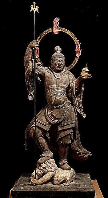 運慶:浄楽寺の国重要文化財・毘...
