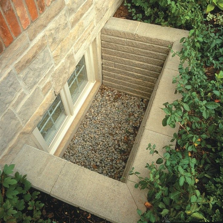 16 Best Images About Egress Window Well On Pinterest