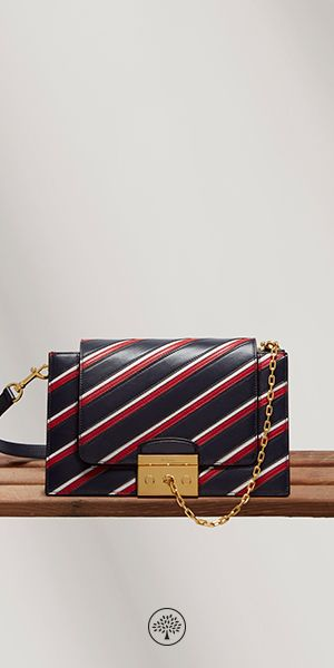 Shop the Pembroke in Midnight, White & Scarlet Smooth Calf & Shiny Lamb Leather at Mulberry.com. Referencing the contemporary attitude of the Summer '17 collection, the Pembroke is a structured satchel with strict, modernist lines. Its only decorations are a cut-out flap and jewellery lock, combining decoration with function.