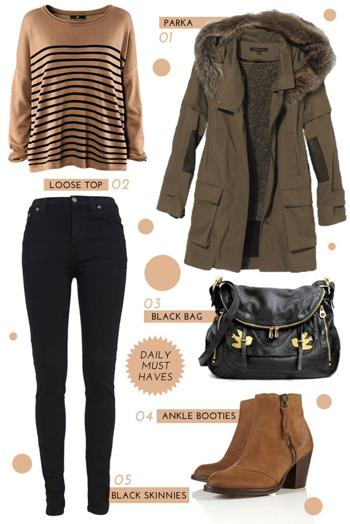 Fall Every Day Fashion