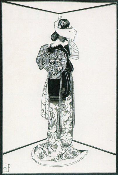 Japanesefashion  Painter Koji Hukiya