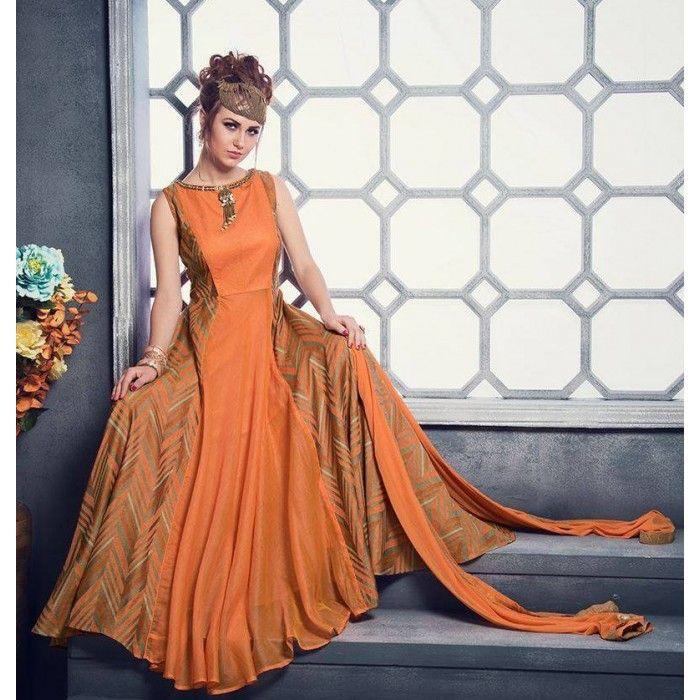 Diwali Sale-Ready To Wear - Designer Dress -09
