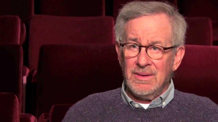 Steven Spielbergs Obama, via YouTube.