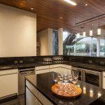 Brazilská vila se dvěma kuchyněmi