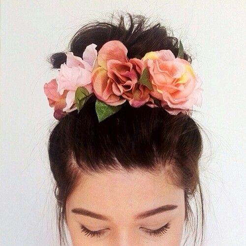 Flower crown ~