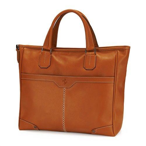 Tod's for Ferrari - Medium Shopping Bag #ferrari #ferraristore #tods #accessories #bag #shoppingbag #leather #madeinitaly #prancinghorse #cavallinorampante #myferraristore #musthave #ss2014 #springsummer