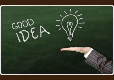 7 Tips menemukan ide menulis untuk artikel blog #sasikat #blogging #infoumum