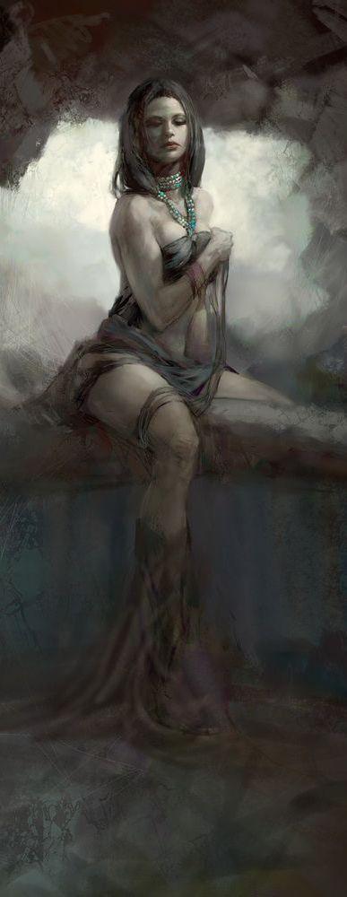 437 best fantasy art the women images on pinterest writing justin sweet fantasy art womenfantasy voltagebd Images