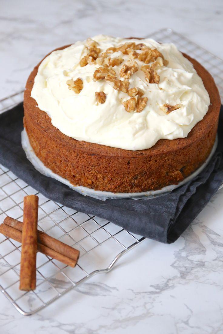 Op zoek naar het allerlekkerste basisrecept voor carrot cake? Dan ben je hier aan het juiste adres. Dus bekijk het recept en duik de keuken in!