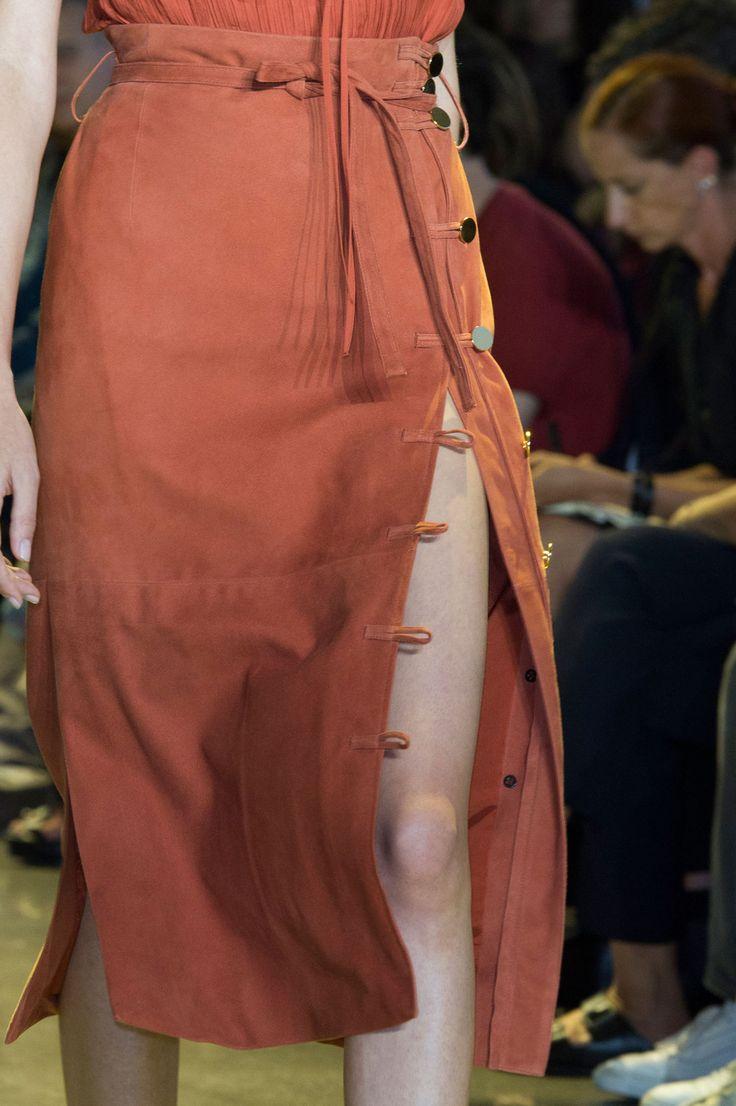 Altuzarra at New York Fashion Week Spring 2016.