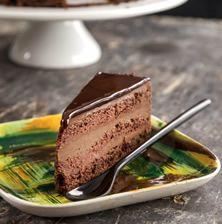 Μια+τούρτα+σοκολατίνα+είναι+απαραίτητη+και+καλοδεχούμενη+σε+κάθε+γιορτινό+τραπέζι.+Λατρεμένο+γλυκό+από+μικρούς+και+μεγάλους