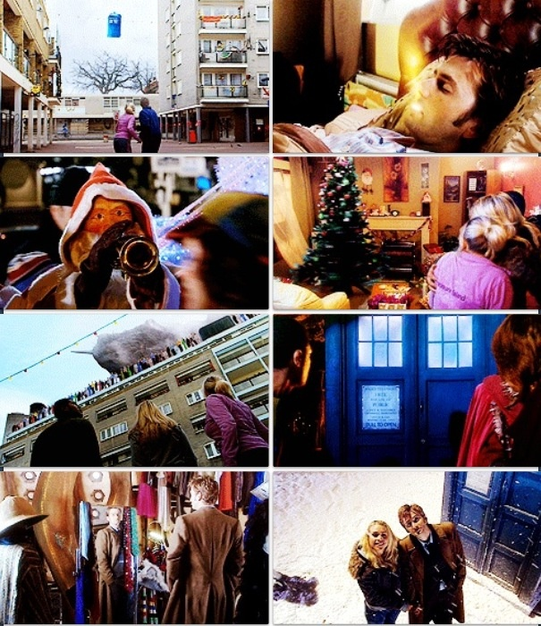 66 best Doctor Who S02E00 - The Christmas Invasion images on ...