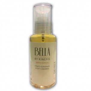 Tónico Suavizante de Rosa y Camomila Bella  100 ml-con acido láctico