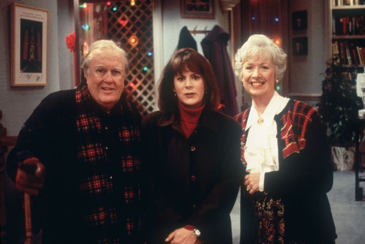 Home Improvement (TV show) Jill and her parents, the General and her Mom