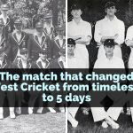 """Cricket: The """"Timeless Test"""" that changed the course of Test Cricket"""