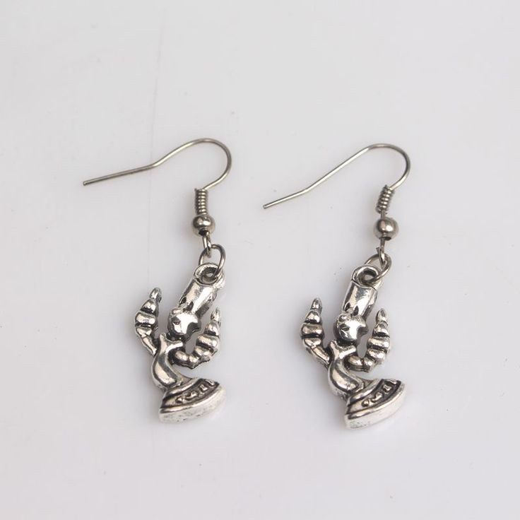 Beauty and the Beast Earrings for Women Movie Jewelry