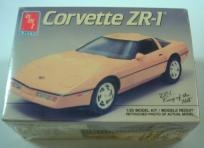 AMT/ERTL CORVETTE ZR-1 MODEL CAR  KIT