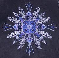Волшебные Сады Chatelaine: Снежинка готова