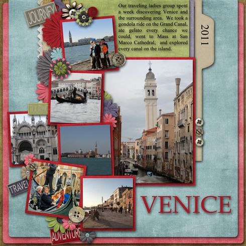 Best 25 scrapbook layouts travel ideas on pinterest vacation scrapbook scrapbooking ideas - Scrapbooking idees pages ...