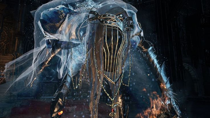 The Dancer of the Boreal Valley is a boss in Dark Souls III. The Dancer is a towering, lanky being that more closely resembles her master, Pontiff Sulyvahn, than the other beastly armored knights from Irithyll, like Vordt. She stands upright instead of crawling on all fours and shambles with deceivingly slow steps. This unusual gait, paired with the caustic dark ooze that drips from her body whilst warping into the cathedral (very similar to the liquid that exudes from Knight Artorias)…