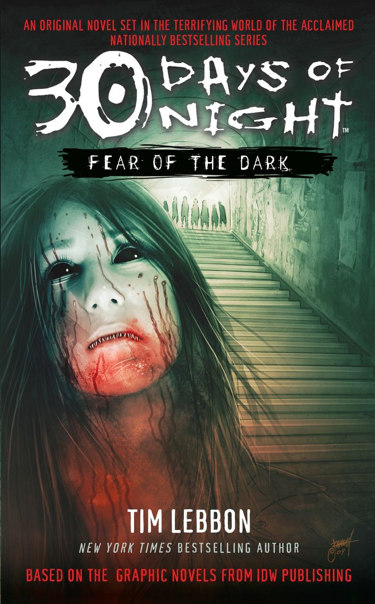 30 Days Of Night: Fear Of The Dark By Tim Lebbon (horror)