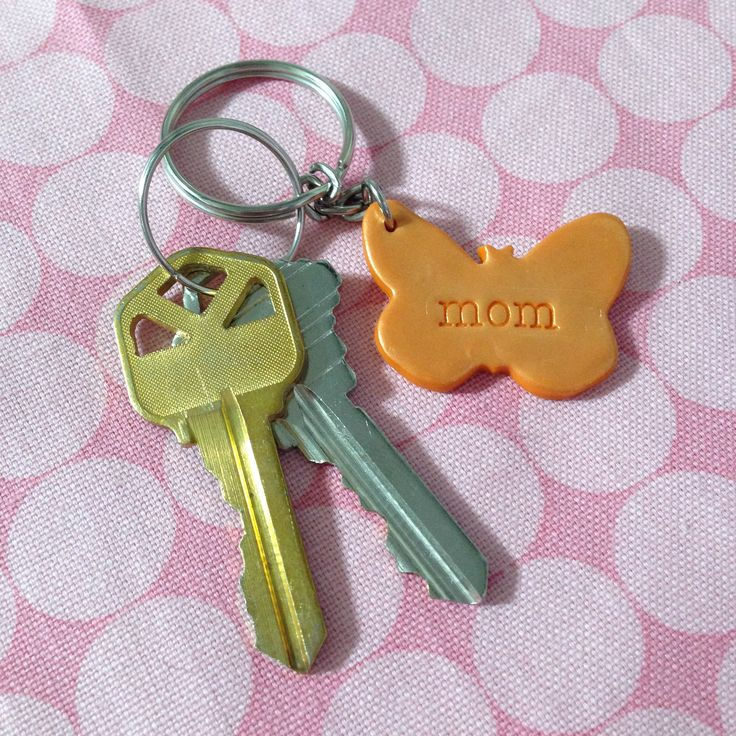 fathers day crafts key chains