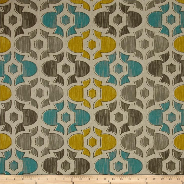 Premier Prints Evan Laken Collins from @fabricdotcom Screen printed on cotton duck; this versatile medium weight fabric is perfect for window accents (draperies, valances, curtains and swags), accent pillows, duvet covers and upholstery. Create handbags, tote bags, aprons and more. *Use cold water and mild detergent (Woolite). Drying is NOT recommended - Air Dry Only - Do not Dry Clean. Colors include blue, yellow, grey and natural.