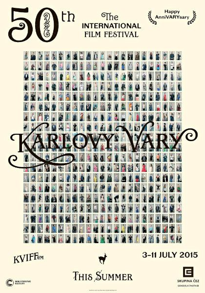 Karlovy Vary International Film Festival : Posters