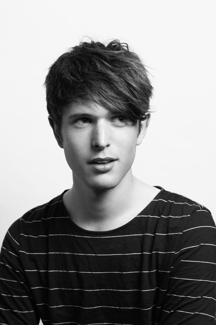 James Blake. Photography by Olivia Beasley, Makeup by Emma Day, Hair by Ben Talbot.