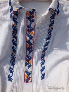 с.Бръшлен, общ. Сливо поле, обл. Русе Ruse area bulgarian national shirt with  broderie