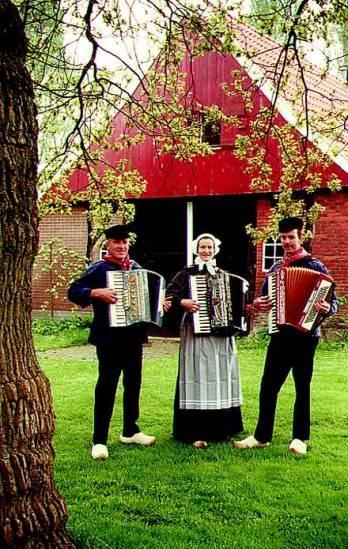 Achterhoekse klederdracht 2 #Gelderland #Achterhoek #Saksen