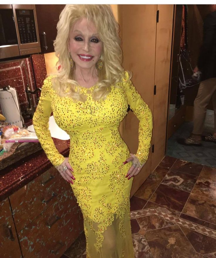 Dolly Parton can't wait to go see her Tuesday for my birthday