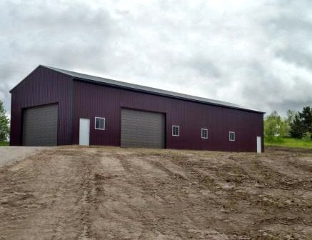 17 best ideas about barn kits on pinterest screened for Small pole barn prices