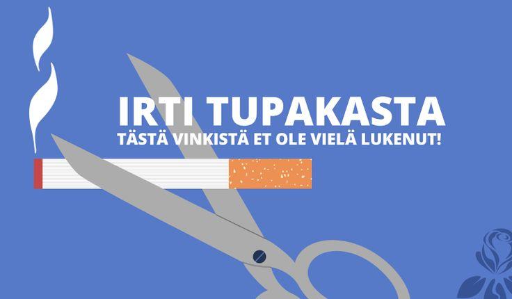 """""""Olen ajatellut lopettaa tupakoinnin, nyt mä kyllä lopetan"""" No just joo, niin olemme kaikki. Nuo sanat on kuultu tuhansia kertoja. Jokainen tupakoitsija on luvannut satoja kertaa samat lorut itselleen. Mutta miten oikeasti lopettaa tupakointi? Lue tupakoinnin lopettamisen life-hack. http://www.paulsaar.com/blogi/irti-tupakasta-opas-tupakoinnin-lopettamiseen/"""
