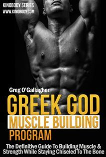 Greek God Muscle Building Program PDF Download. I am 45 years old and had been lifting for 30 years. I stuck to the course lifting 3 days per week under the program with 2 to 3 days of light cardio for the first 3 months. Then to just 3 days a week lifting all while cutting my gym time in half! Plus I eat! Through the plan I have learned how to know what my body needs and not restrict myself to torcherous dieting. I would recommend this course to