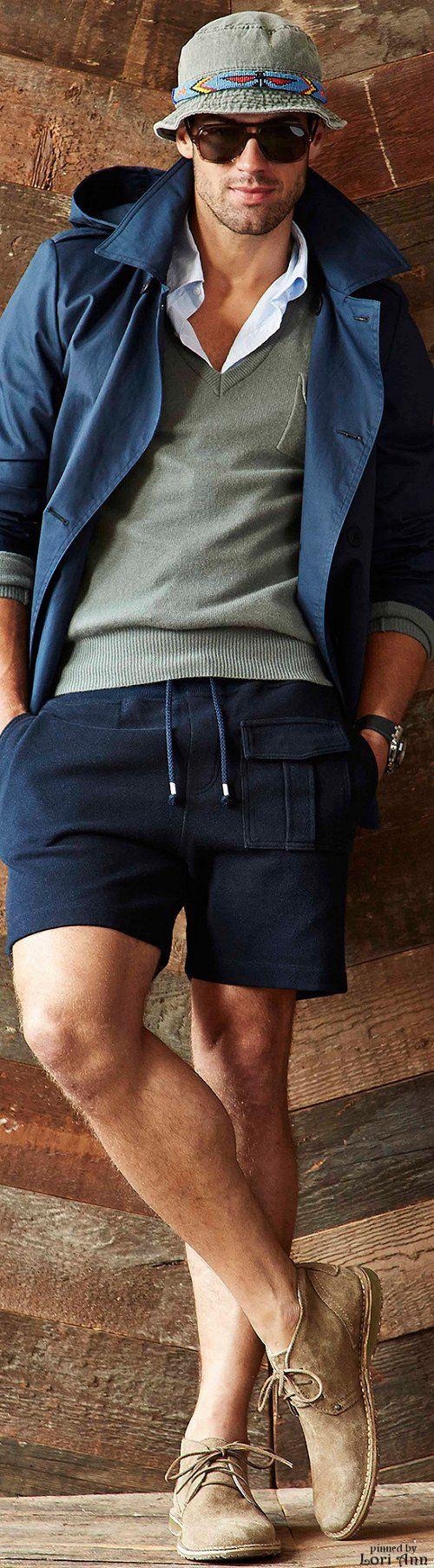 Michael Bastian Spring 2015 Menswear