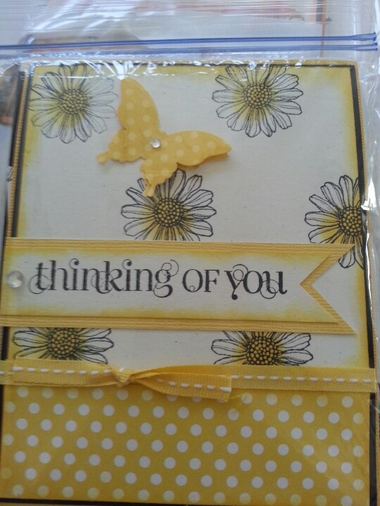 Stampin up!  Best of flowers