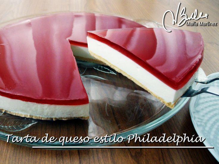Recetas Dukan: Tarta de queso estilo Philadelphia