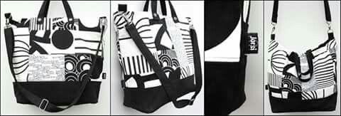 Black and white,always elegant
