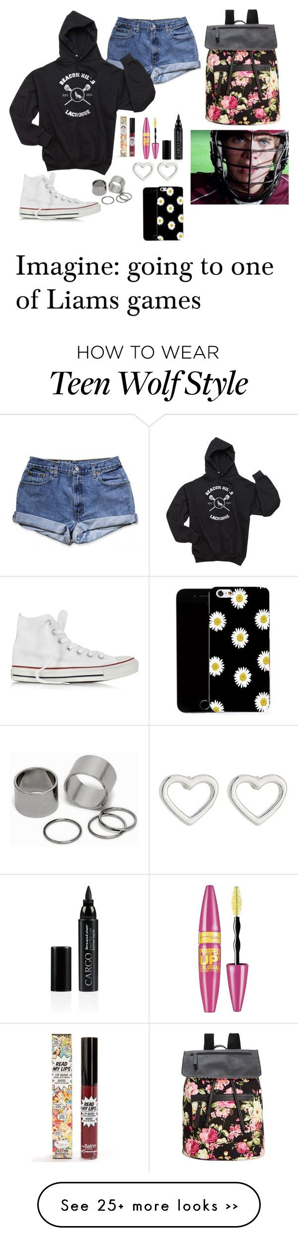 """teen wolf imagine"" by thedisneyschool on Polyvore"