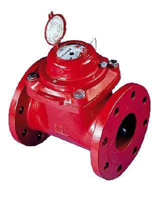 Contatori volumetrici FLANGIATI MULTIGETTO WOLTMANN  per acqua calda sanitaria (ACS)    • Contatore volumetrico a mulinello Woltmann, meccanismo estraibile, quadrante asciutto, per acqua calda (ACS) fino a 90 °C. • Versione dotata di emettitore Reed. • Montaggio orizzontale o verticale. • Prima verifica inclusa.