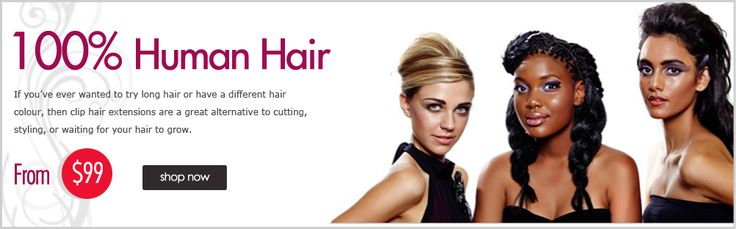 If you've ever wants to try long hair, hair extensions sydney is great alternative of cutting, styling & hair to grow.