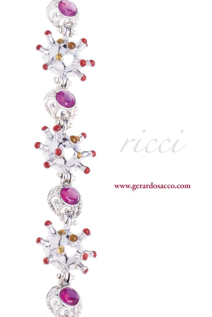 La #Magia diventa ispirazione, scopri cosa si nasconde dietro la simbologia dei #Ricci, #gioielli carismatici e seduttivi .